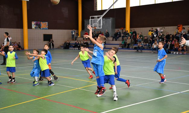 Otra jornada llena de buen basket y resultados para el CB Colegio Virgen del Mar