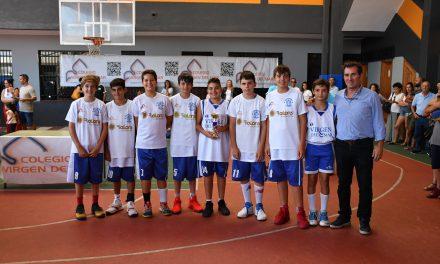 El «XXX Torneo Virgen del Mar» concluyó con diversión y basket