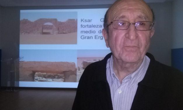 """El Premio Canarias, Antonio Tejera Gaspar, entrevistado por LA TIZA MENSAJERA: """"Los primeros pobladores de Canarias provenían de tribus norteafricanas como los 'Canarii'"""""""