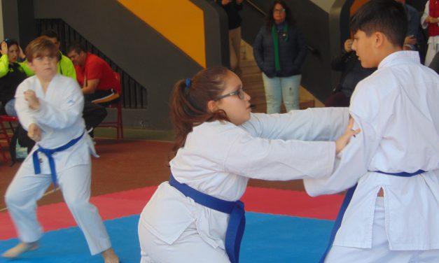 III Campeonato Interclubes de Kárate «Colegio Virgen del Mar»