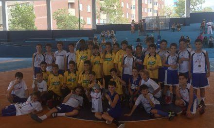 El Premini del Colegio Virgen del Mar participa con buenos resultados en el Torneo U.B. Puerto Cruz