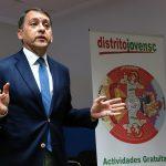 José Manuel Bermúdez, alcalde de Santa Cruz de Tenerife, entrevistado por LA TIZA MENSAJERA