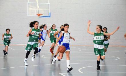 Alma Hernández Pineda, jugadora del CB Colegio Virgen del Mar y Preselección Canaria Preminibasket: «Lo mejor del baloncesto es trabajar en equipo»
