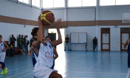 Entrevista a Nahuel Puerta Aguiar, jugador del CB Colegio Virgen del Mar