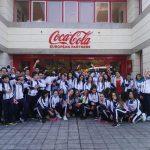2º de la ESO se sumerge en la Coca-Cola