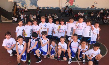 Un sábado lleno de basket en el Colegio Virgen del Mar