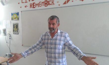 Miguel Díaz, psicólogo y director del Instituto Canario de Animación Social, ICAS