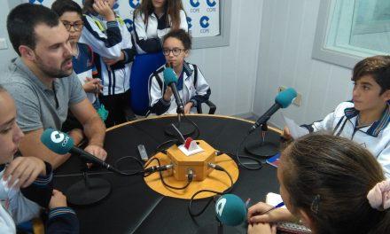 LA TIZA MENSAJERA entrevista a Daniel Pinelo, periodista y locutor de COPE CANARIAS