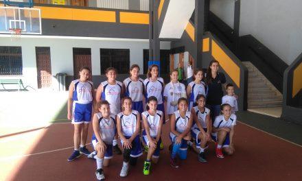 La Preselección Canaria convoca a nueve jugadores de Minibasket del CB Colegio Virgen del Mar