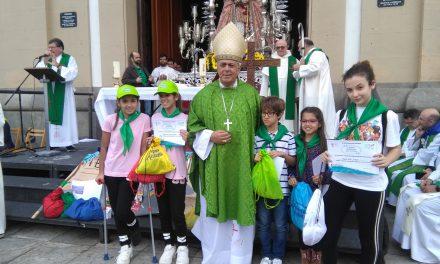 Seis alumnos de 4º y 6º de Primaria del Colegio Virgen del Mar, ganadores del VI Concurso de Infancia Misionera en la Diócesis de Santa Cruz de Tenerife