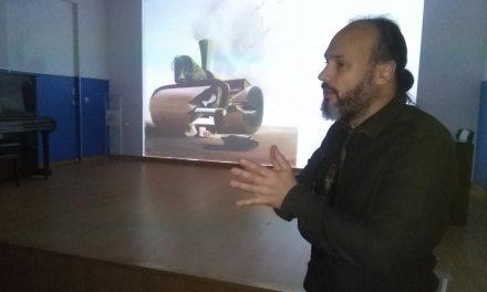 Isidro Hernández Gutiérrez, Conservador Jefe de la Colección Tenerife Espacio de las Artes, TEA: «La obra de Óscar Domínguez y César Manrique coinciden en que están transitadas por un haz de luz de pasión hacia la naturaleza»
