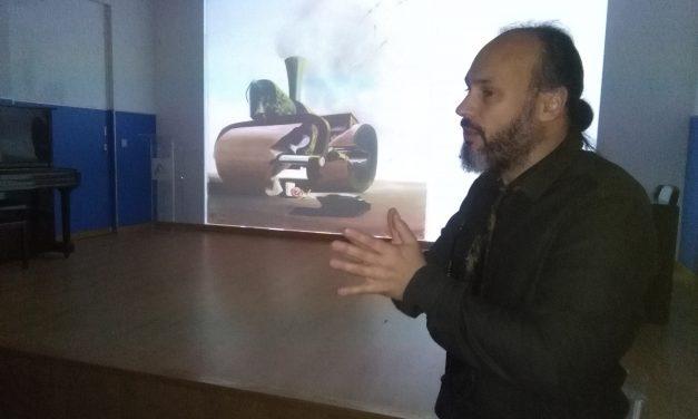 """Isidro Hernández Gutiérrez, Conservador Jefe de la Colección Tenerife Espacio de las Artes, TEA: """"La obra de Óscar Domínguez y César Manrique coinciden en que están transitadas por un haz de luz de pasión hacia la naturaleza"""""""
