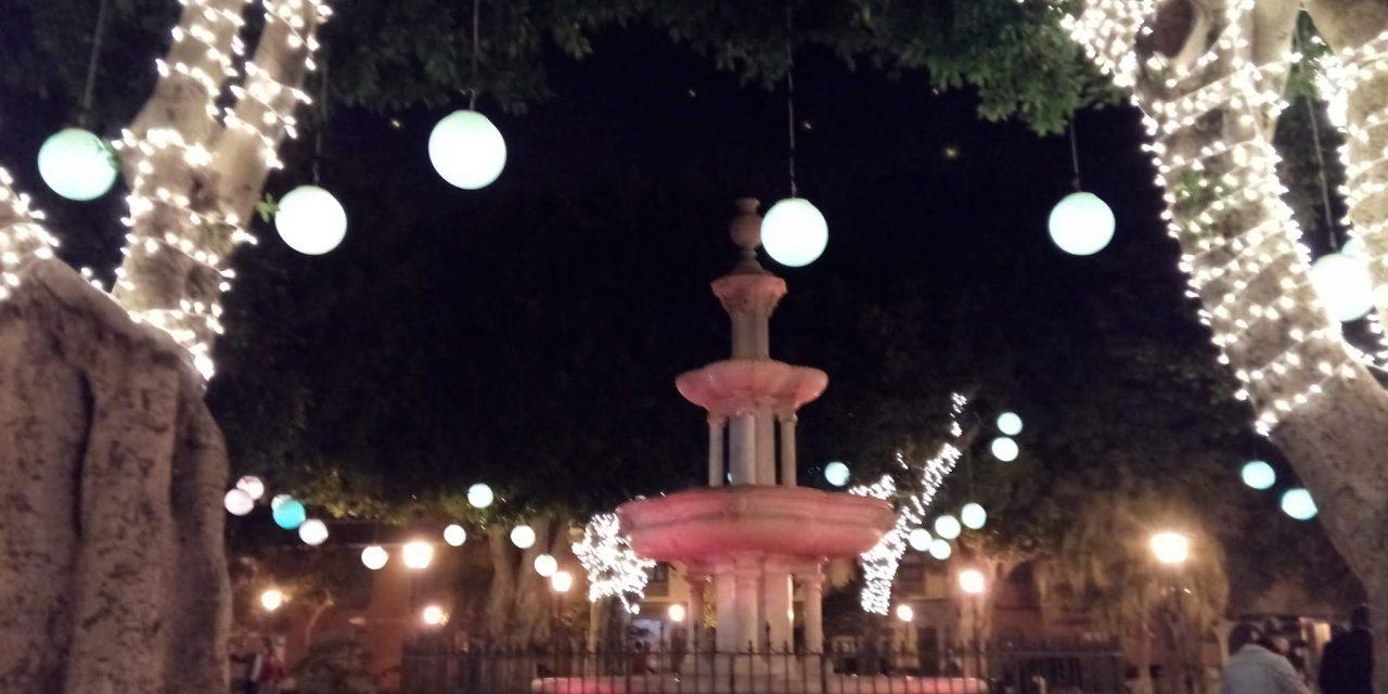 ESPECIAL NAVIDAD Y AÑO NUEVO 2019: Las luces navideñas en La Laguna