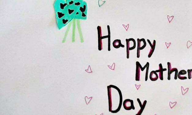 Especial Día de la Madre: «Mamá eres mi corazón», por María González, alumna de 1º ESO-B