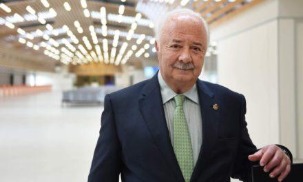 Ricardo Melchior Navarro, Presidente de la Autoridad Portuaria de Santa Cruz de Tenerife
