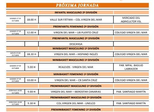 Colegio Virgen del Mar-Hispano Inglés, se repite el reto este jueves
