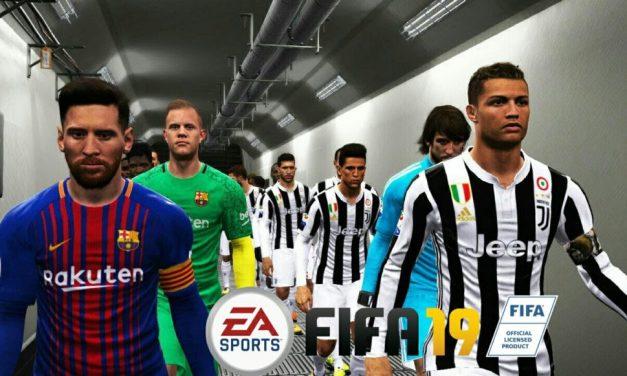 Mi alineación estrella FIFA 2019 para PS4