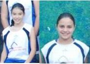 Claudia Marrero y Andrea Cruz, jugadoras del CB. Colegio Virgen del Mar, convocadas a la Selección Canaria Minibasket