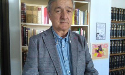 Basilio Valladares, Medalla de Oro de Canarias y Director del Instituto Universitario de Enfermedades Tropicales y Salud Pública de Canarias
