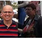 """Los profesores de Salzmann, Carlos Bravo Roger –Matemáticas- y Birgit Schulze –Español-: """"La relación Salzmann-Virgen del Mar crece año tras año"""""""