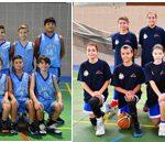 FELICIDADES CAMPEONES: CB. Colegio Virgen del Mar, Campeón de Tenerife Benjamín Masculino y Subcampeón de Tenerife Minibasket Femenino