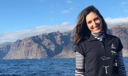 Carmen Meléndez, una oceanógrafa enamorada del mundo marino de Canarias