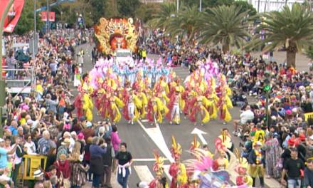Der Karneval von Santa Cruz