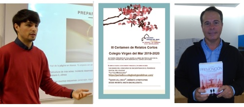 ESPECIAL CRISIS CORONAVIRUS: El III Certamen de Relato Corto del Colegio Virgen del Mar tiene 42 nuevos ganadores a pesar del confinamiento