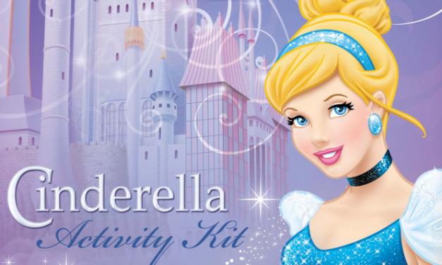 «Cinderella Fairy tale», by Víctor Castellano, 4º B Primaria