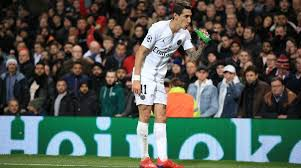Ángel Di María protagonista: insultos a la hinchada del Manchester United, y una cerveza, qué feo gesto