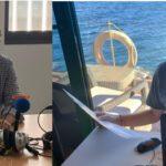 El Director, don Alberto Chinea, felicita a alumnos, profesores y familias por el trabajo que se ha realizado durante la crisis de la Covid-19, en una entrevista que le realiza Gisela Delgado, desde Radio Colegio Virgen del Mar