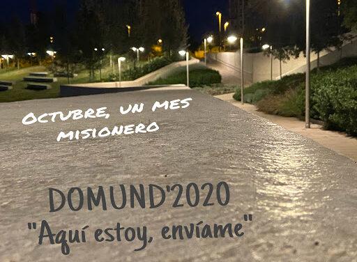 «El mes del Domund», visto desde el Colegio Virgen del Mar