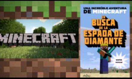 «En busca de la espada de diamante», un gran título de Minecraft