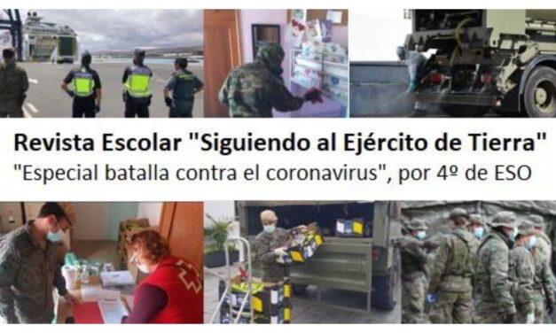 El Colegio Virgen del Mar gana el Premio Ejército de Tierra 2020