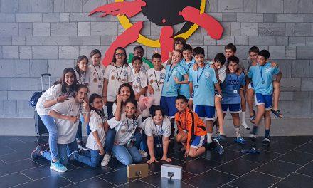 El CB. Colegio Virgen del Mar, Campeón de Canarias en Preminibasket Femenino, y Subcampeón en Masculino