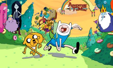 Vaya, vaya, seguimos viendo los dibujos «Hora de aventuras»