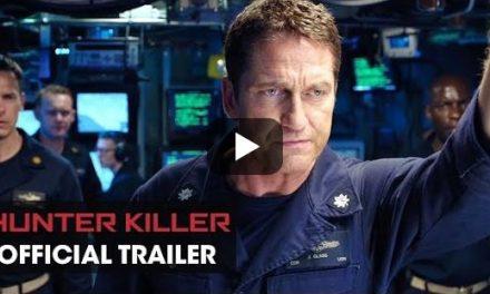 Hunter Killer 2018