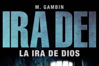 «Ira Dei», «La ira de Dios», de Mariano Gambín, un paseo con suspense por La Laguna
