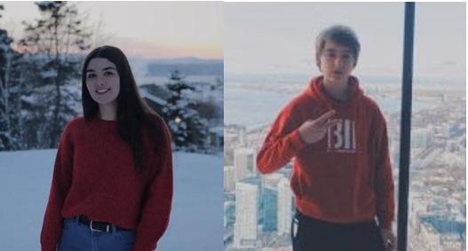 Daniela Jiménez Brito yLiam Ríos Knopps, nos cuentan su experiencia en Canadá