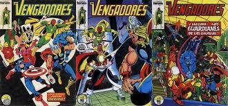 """Los Vengadores, el cómic: """"Contra El Mandarín"""""""