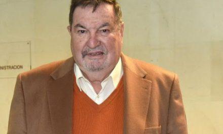 Canarii: Marcos Martínez, Profesor Emérito de la Universidad Complutense de Madrid y Catedrático de Filología Griega