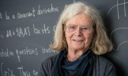 Karen Keskulla Uhlenbeck, la primera mujer Nobel de Matemáticas