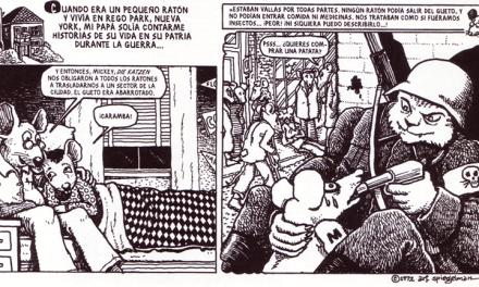 «Maus», el cómic que ganó el Pulitzer