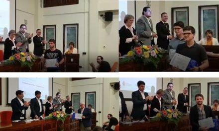 Dos Premios de Investigación