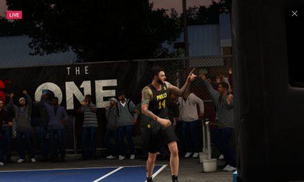 NBA Live 19, lo mejor del basket americano
