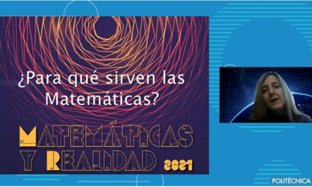 Matemáticas y Realidad 2021
