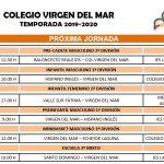 El CB. Colegio Virgen del Mar arranca la Temporada 2019-2020