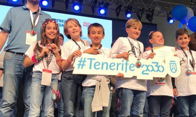El Colegio Virgen del Mar participa en el «Torneo First Lego League Canarias 2019»