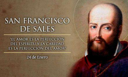 LA TIZA MENSAJERA celebra «San Francisco de Sales», patrón de los escritores y periodistas, con este reportaje