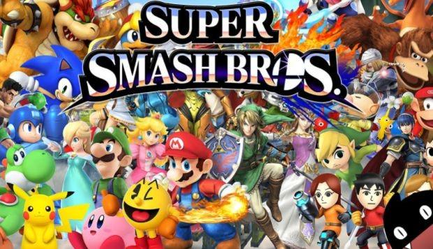 «Super Smash Bros», la recopilación de Nintendo